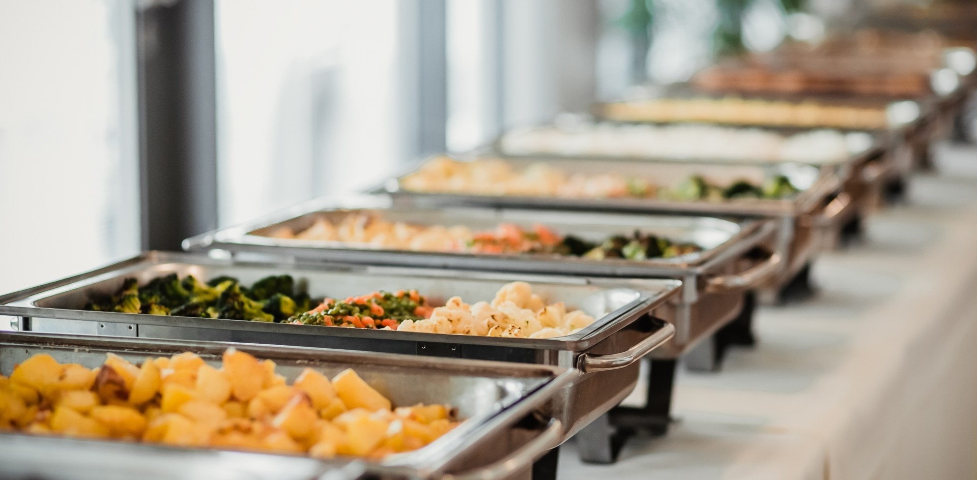 OUR DELICIOUS CATERING MENU